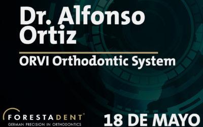 Webinar – Dr. Alfonso Ortiz – ORVI Orthodontic System