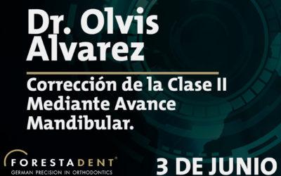 Webinar – Dr. Olvis Alvarez – Corrección de la Clase II Mediante Avance Mandibular.